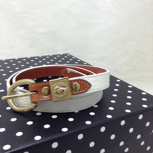 Dooney & Bourke Leather Belt